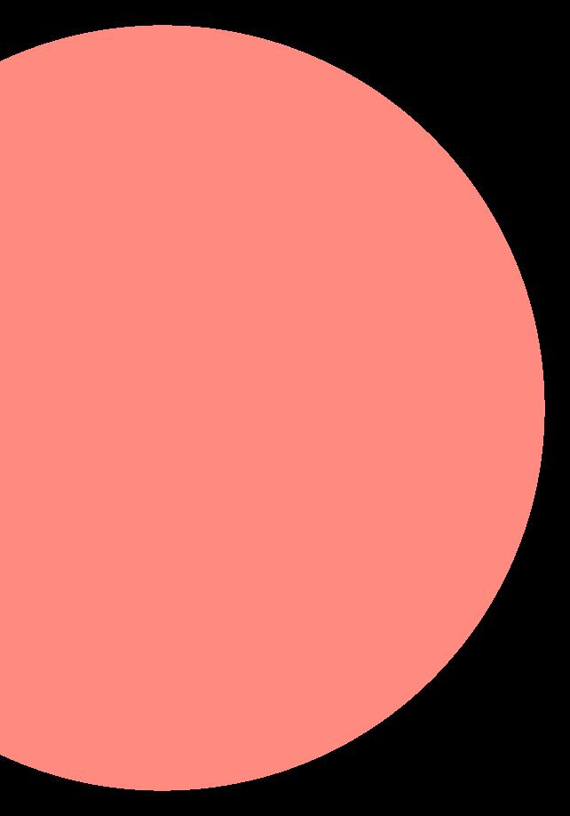 Cercle orange grand